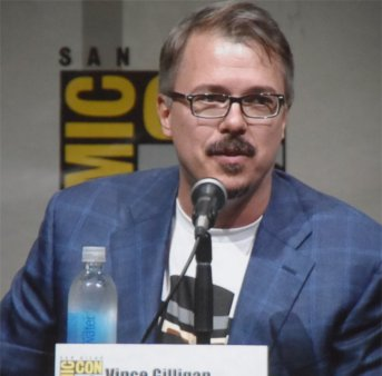 Vince Gilligan Breaking Bad Panel Comic-Con 2013