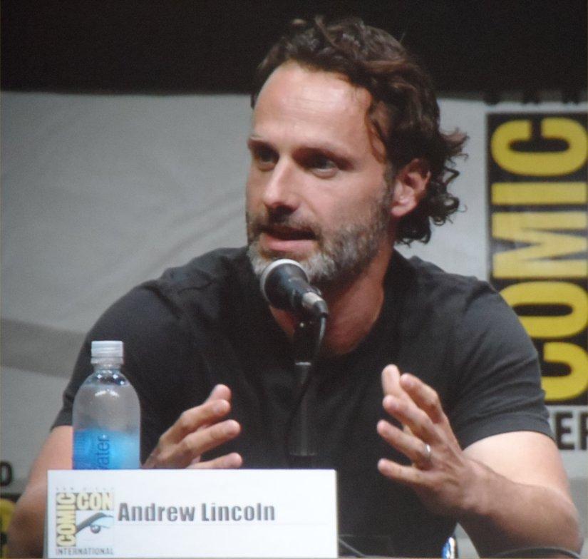 The Walking Dead, Andrew Lincoln, Comic-Con 2013