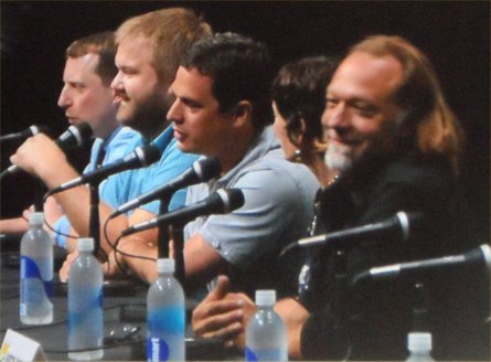 The Walking Dead, Executive Producers, Comic-Con 2013