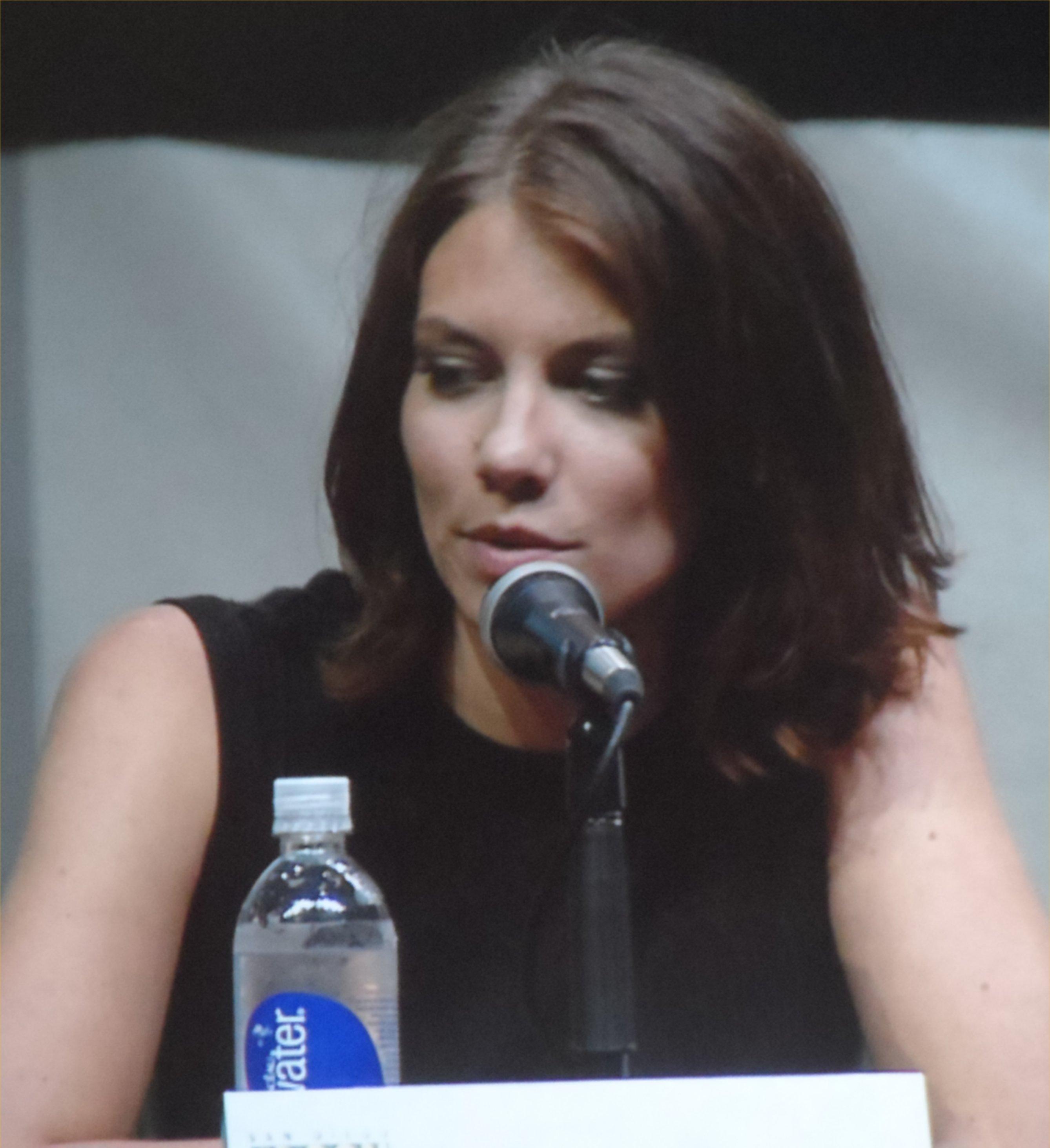 The Walking Dead, Lauren Cohan, Comic-Con 2013
