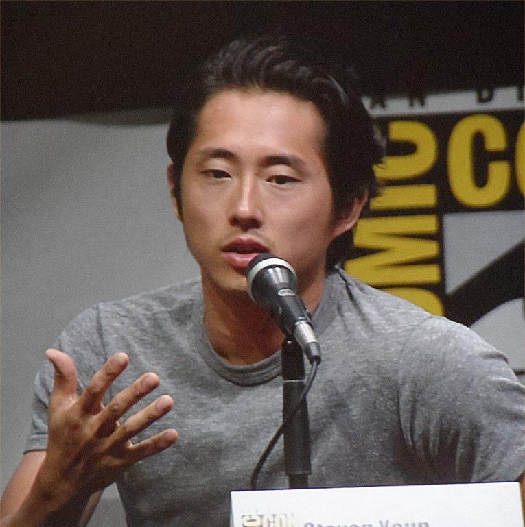 The Walking Dead, Steven Yeun, Comic-Con 2013