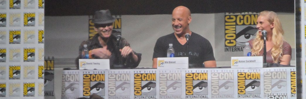 Comic-Con 2013 Riddick Panel in Hall H