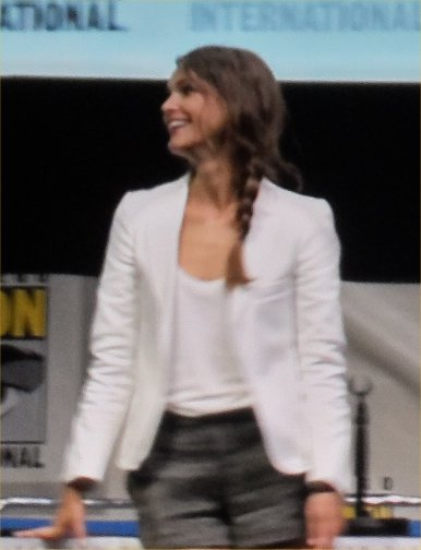 Dawn of the Planet of the Apes, Keri Russell, Comic-Con 2013