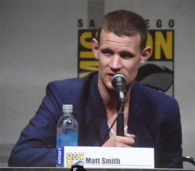 Matt Smith, Doctor Who, Comic-Con 2013