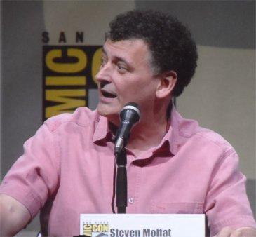 Steven Moffat, Doctor Who, Comic-Con 2013