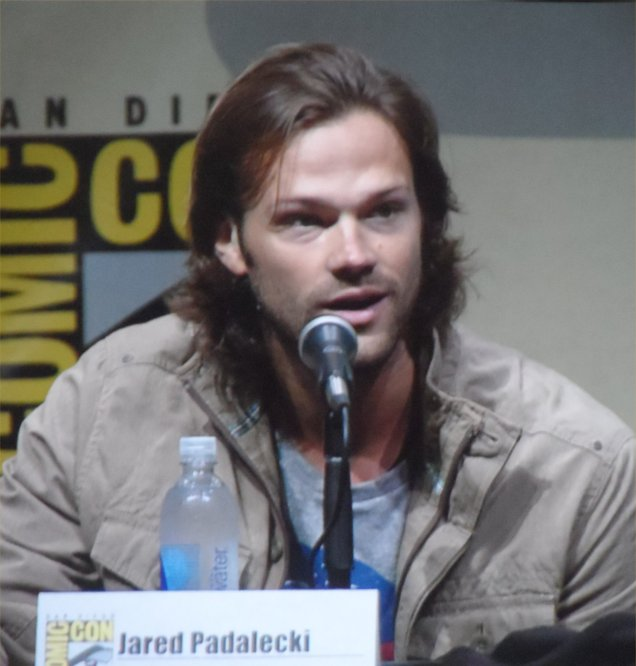 Supernatural, Jared Padalecki, Comic-Con 2013