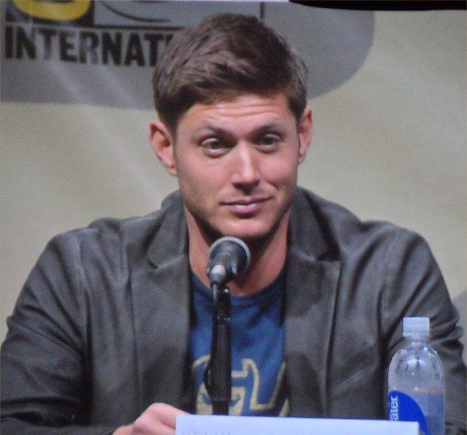 Supernatural, Jensen Ackles, Comic-Con 2013