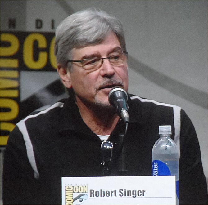 Supernatural, Robert Singer, Comic-Con 2013