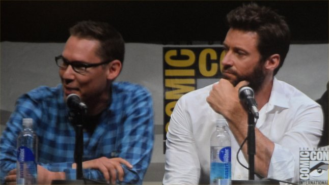 X-Men: Days of Future Past, Brian Singer, Hugh Jackman, Comic-Con 2013