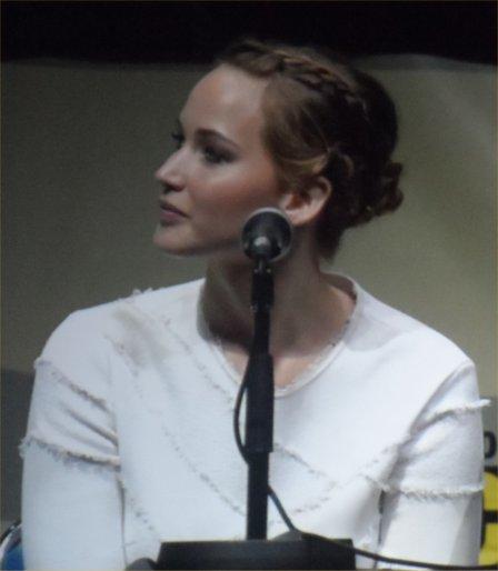 X-Men: Days of Future Past, Jennifer Lawrence, Comic-Con 2013