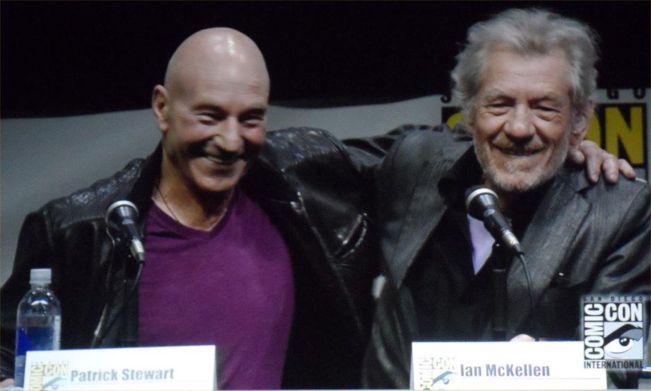 X-Men: Days of Future Past, Patrick Stewart, Ian McKellen, Comic-Con 2013