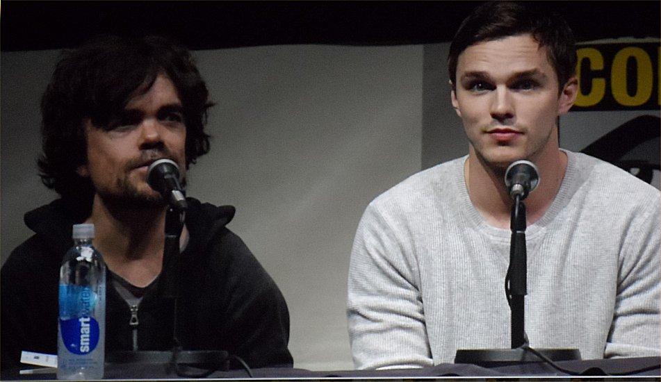 X-Men: Days of Future Past, Peter Dinklage, Nicholas Hoult, Comic-Con 2013