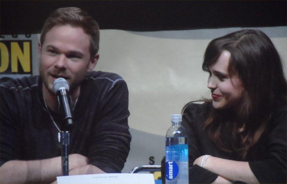 X-Men: Days of Future Past, Shawn Ashmore, Ellen Page, Comic-Con 2013