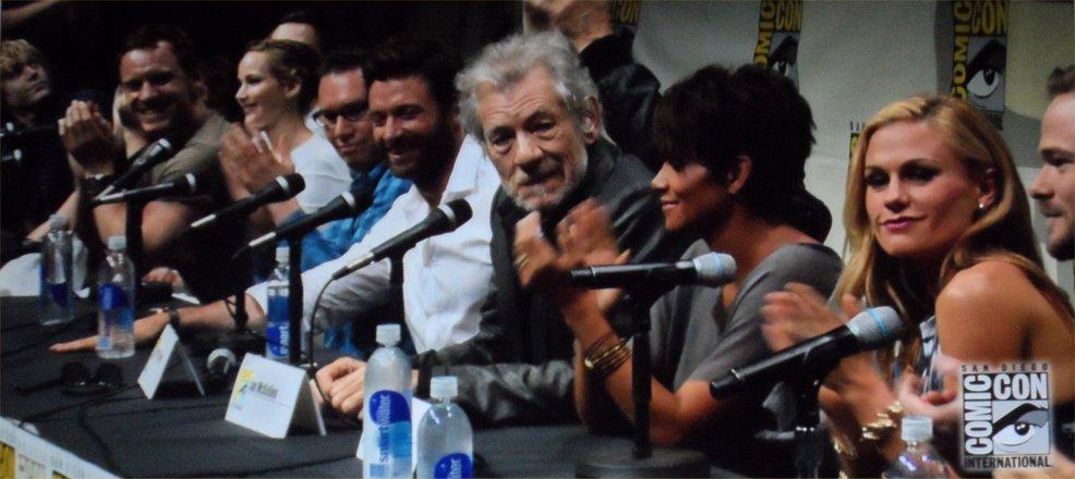 X-Men: Days of Future Past, Comic-Con 2013
