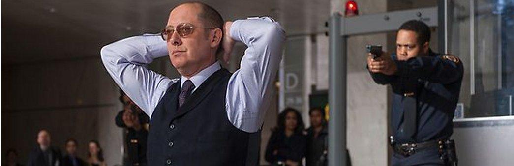 Blacklist, Reddington, Pilot, James Spader