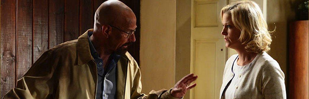 Breaking Bad, Walt, Skyler, Ozymandias, Season 5 Episode 14
