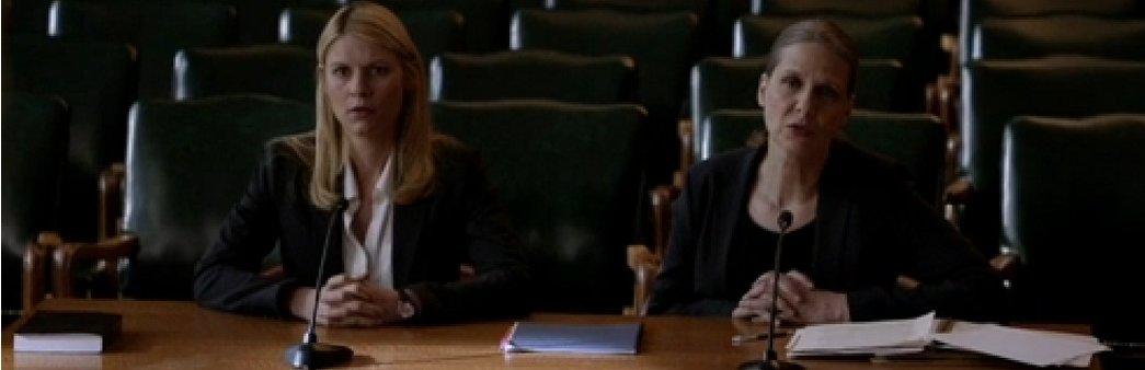 Homeland, Season 3 Episode 1, Tin Man is Down, Carrie