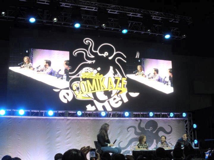 Comikaze, Main Stage, Alyssa Milano