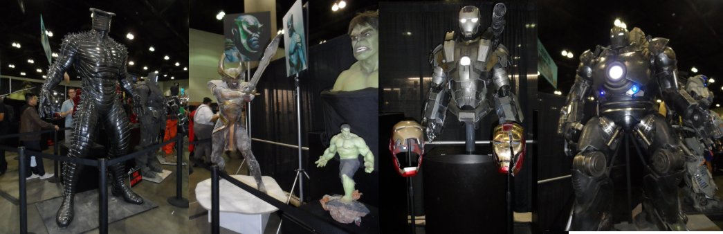Comikaze, Stan Lee's Mega Museum