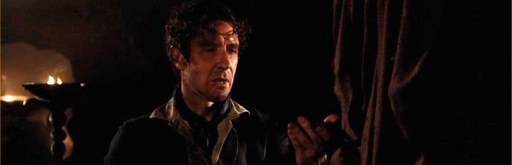 Doctor Who, The Night of the Doctor, Paul McGann, Eighth Doctor