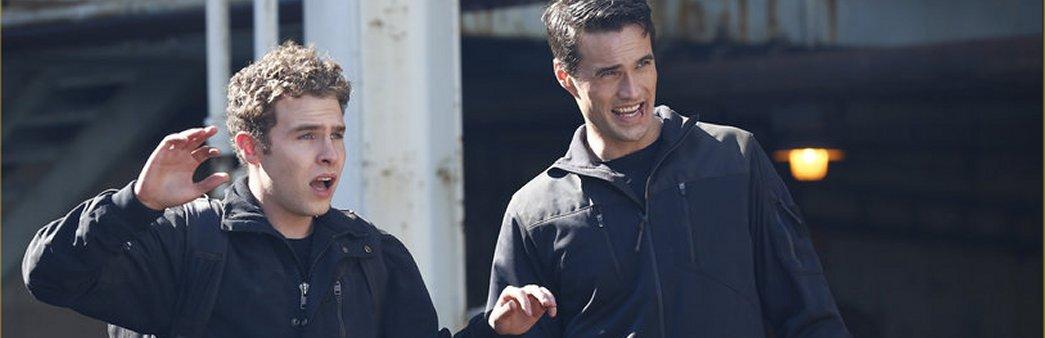 Agents of S.H.I.E.L.D., Season 1 Episode 7, The Hub, Fitz, Ward