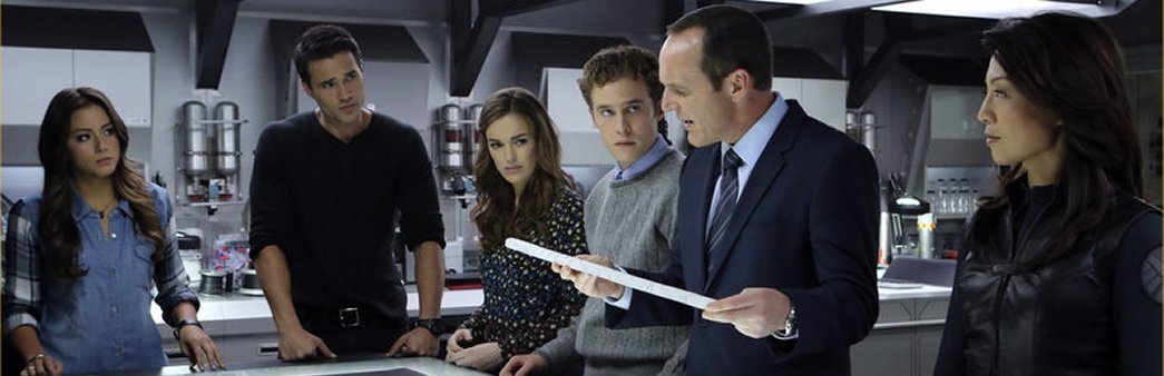 Agents of SHIELD, Season 1 Episode 8, The Well, Skye, Ward, Simmons, Fitz, Coulson, May