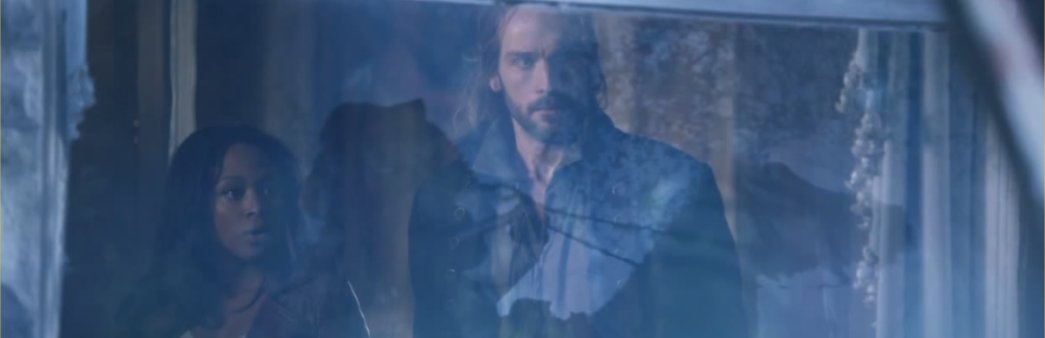 Sleepy Hollow, Season 1 Episode 7, The Midnight Ride, Abbie, Ichabod Crane