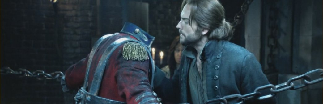 Sleepy Hollow, Season 1 Episode 8, Necromancer, Headless Horseman, Ichabod Crane