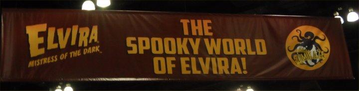 Comikaze, Spooky World of Elvira