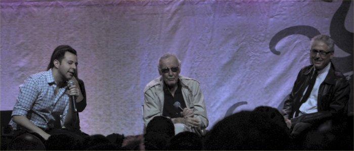 Stan Lee, Comikaze