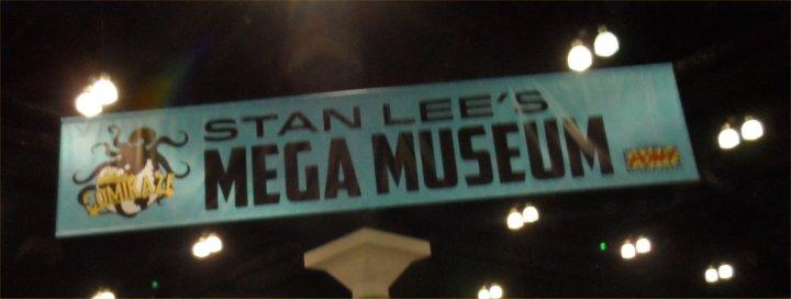 Stan Lee's Mega Museum, Comikaze