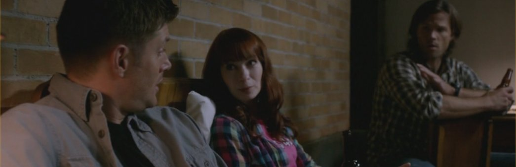 Supernatural, Season 9 Episode 4, Slumber Party, Dean, Sam, Charlie, Felicia Day