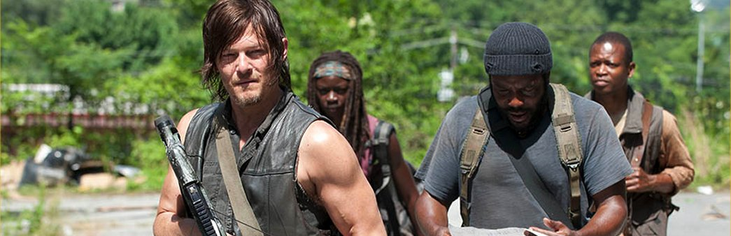 The Walking Dead, Season 4 Episode 4, Indifference, Daryl, Michonne, Tyreese, Bob