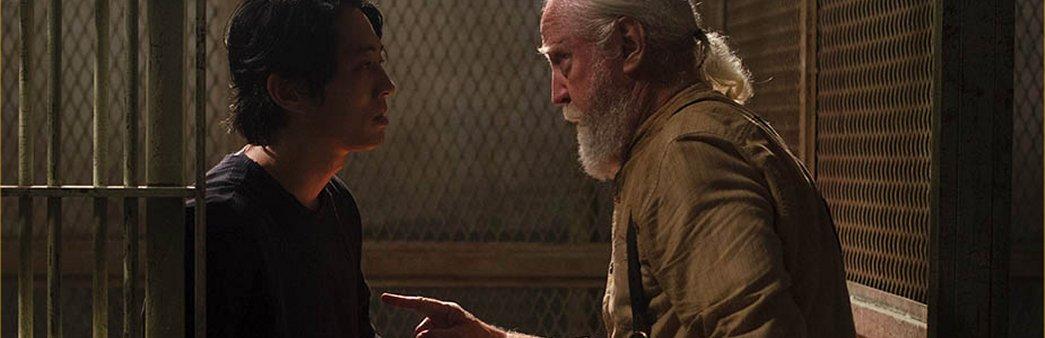 The Walking Dead, Season 4 Episode 5, Internment, Glenn, Hershel