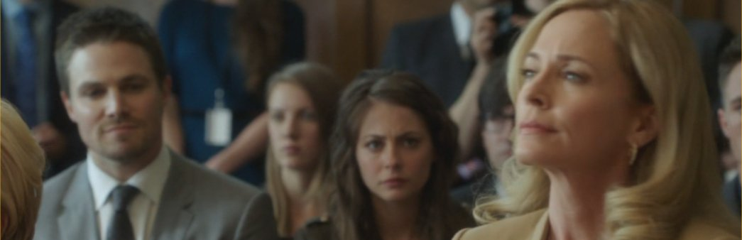 Arrow, Season 2 Episode 7, State v. Queen, Oliver, Thea, Moira