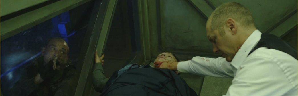 The Blacklist, Season 1 Episode 9, Anslo Garrick, Reddington, Ressler