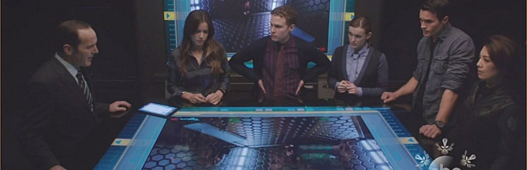 Marvel's Agents of SHIELD, Agents of SHIELD, Season 1 Episode 9, Repairs, Coulson, Skye, Fitz, Simmons, Ward, May