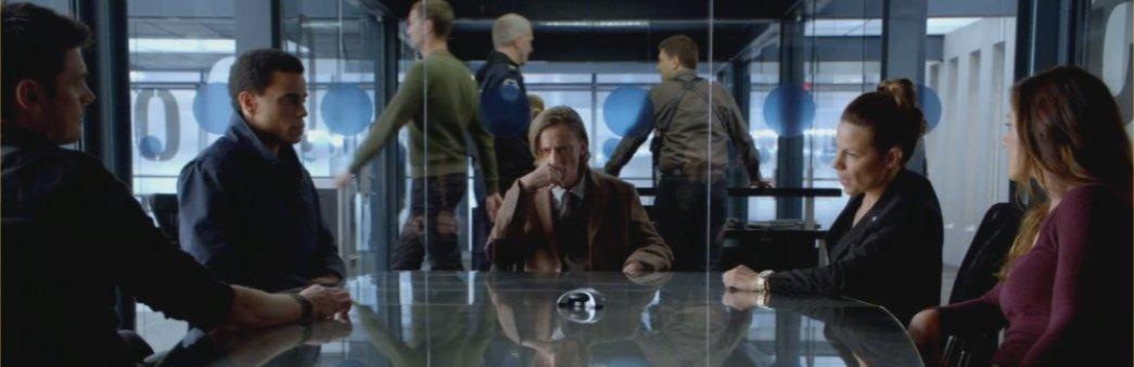 Almost Human, Season 1 Episode 5, Blood Brothers, John Kennex, Dorian, Rudy, Maldonado, Valerie Stahl