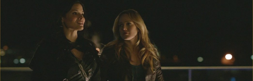 Arrow, Season 2 Episode 13, Heir to the Demon, Nyssa, Sara Lance