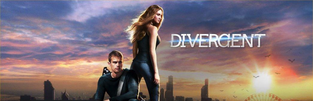 Divergent, Four, Tris