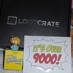 September Loot Crate Giveaway