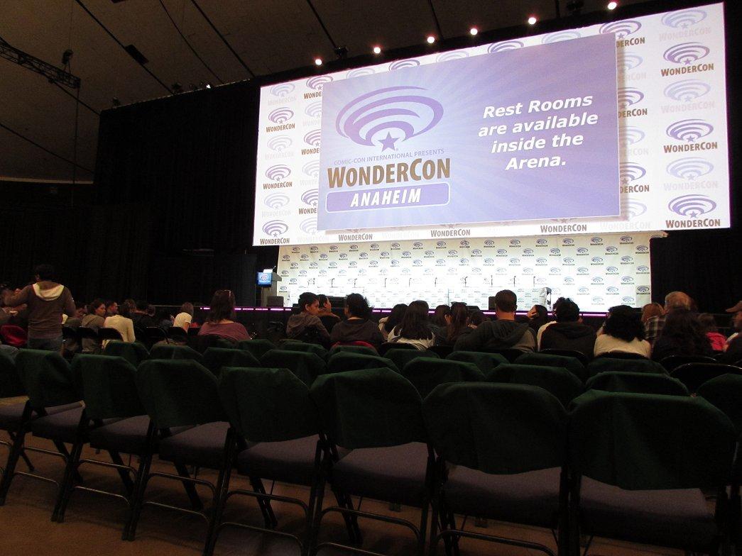 WonderCon, Arena seats