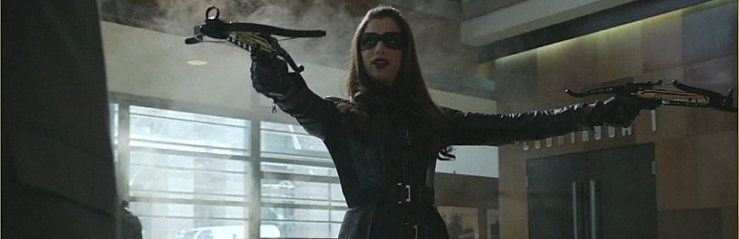 Arrow, Season 2 Episode 17, Birds of Prey, The Huntress, Helena
