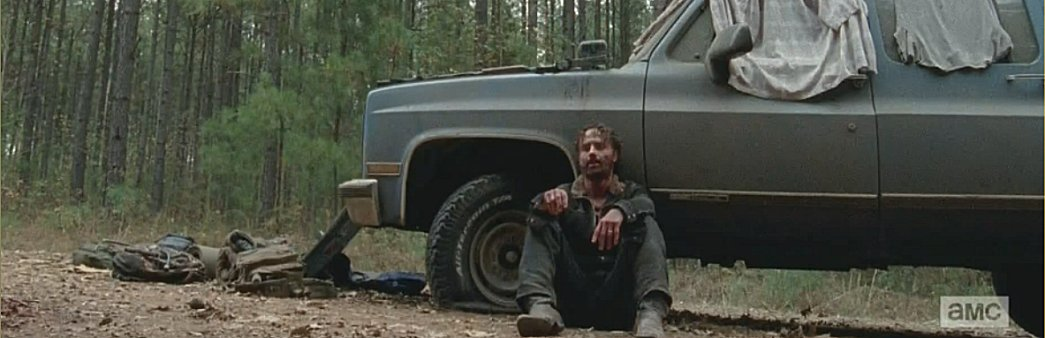 The Walking Dead, Season 4 Episode 16, A, Rick