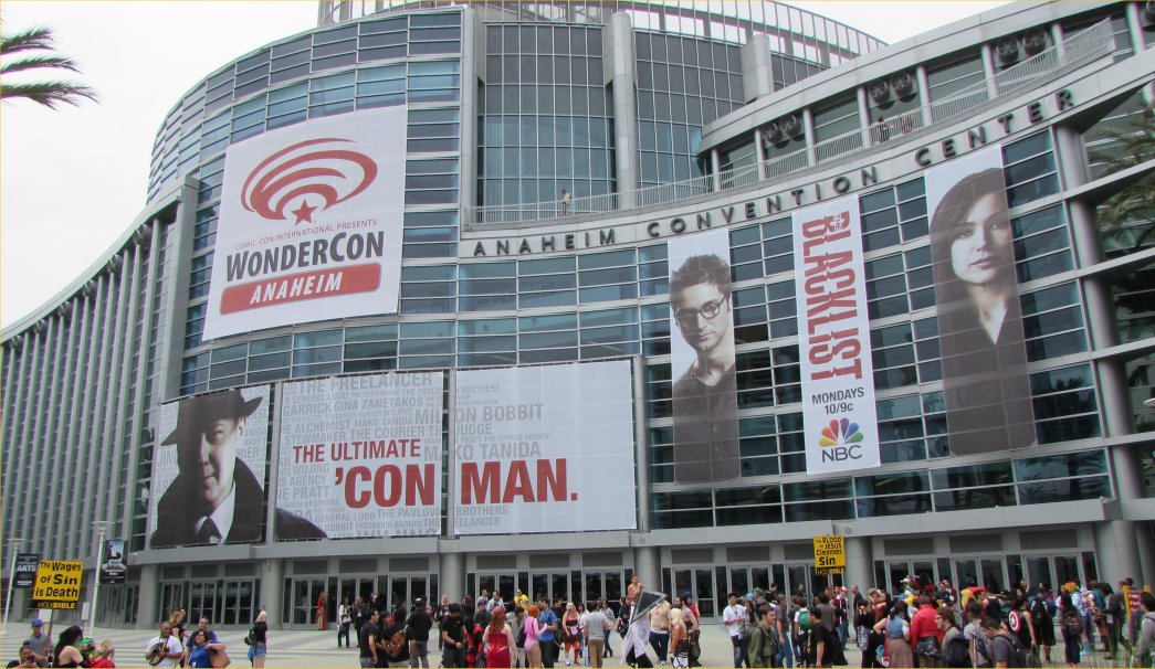 WonderCon Anaheim 2014, Anaheim Convention Center, The Blacklist