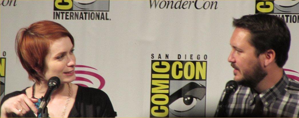 WonderCon, Felicia Day, Wil Wheaton, Geek & Sundry