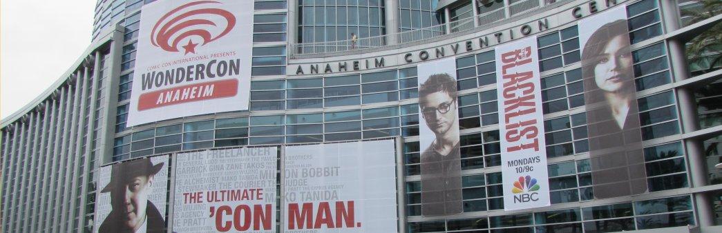WonderCon Anaheim 2014, Anaheim Convention Center