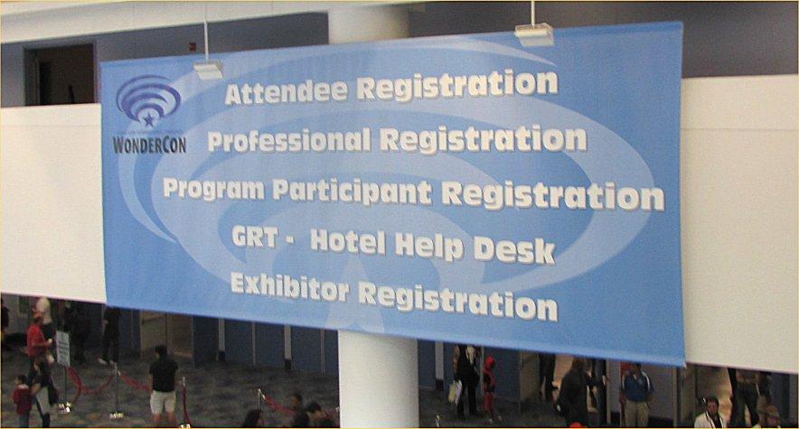 WonderCon registration