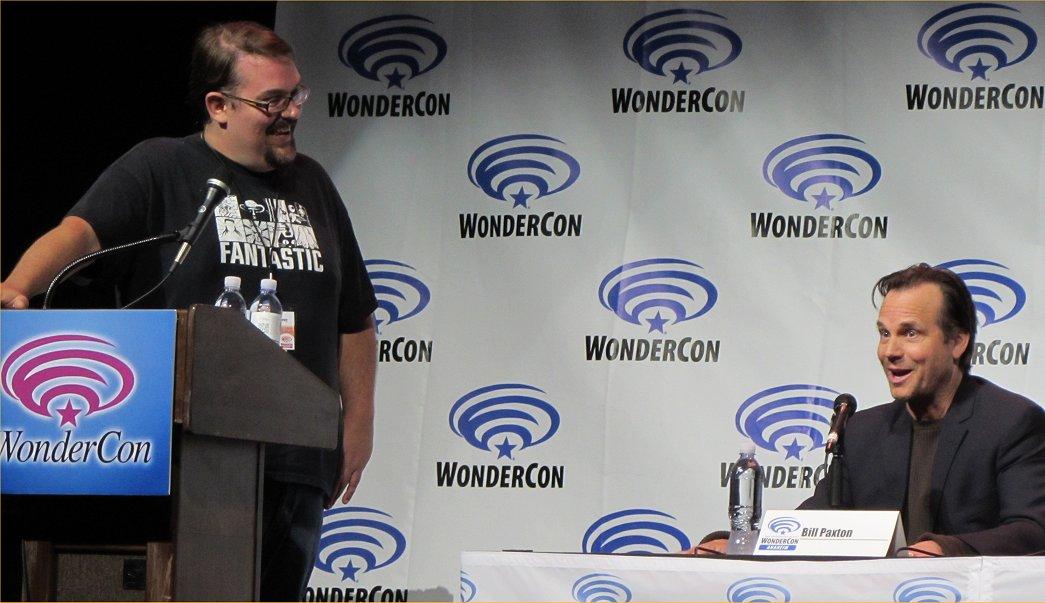 WonderCon, Edge of Tomorrow, Bill Paxton, Drew McWeeny