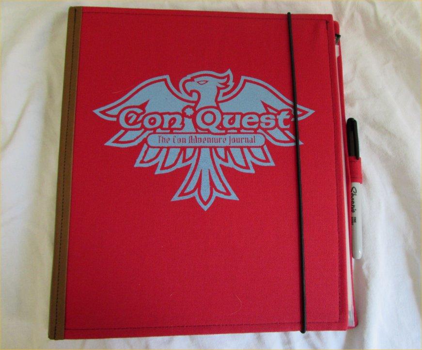 ConQuest Adventure Journal